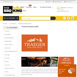 Traeger BBQ Products Online