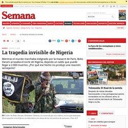 La tragedia invisible de Nigeria
