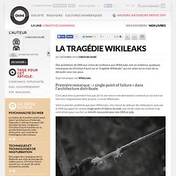 [2010] La tragédie WikiLeaks » Article » OWNI, Digital Journalism