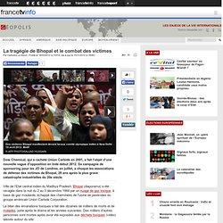 La tragégie de Bhopal et le combat des victimes