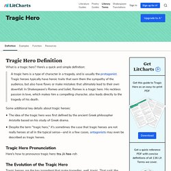 Tragic Hero - Definition and Examples