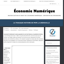 La tragique histoire de Pepe la grenouille – Économie numérique