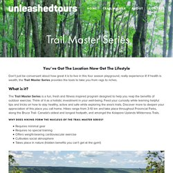 Trail Master — Unleashed Tours