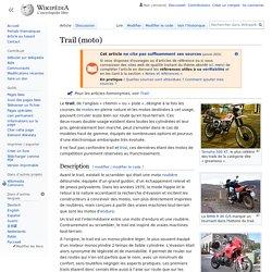 Trail (moto)