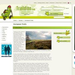 European Trails