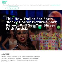 Trailer For Fox's The Rocky Horror Picture Show - MoviePilot.com