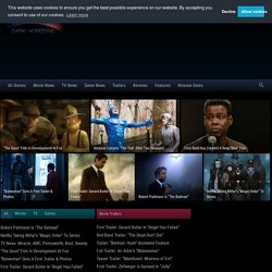 Dark Horizons - Movie Trailers, TV Guide, Movie Reviews, Celebrity Interviews, Entertainment News