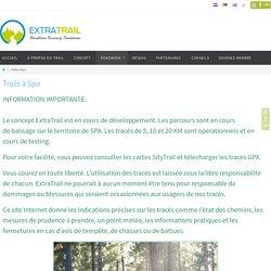 » Trails à SpaExtraTrail