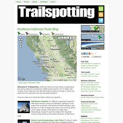 Trailspotting | Northern California Hiking and More