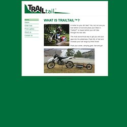 What is Trailtail™?