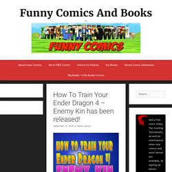 How To Train Your Ender Dragon 4 – Enemy Kin has been released!