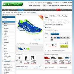 ASICS Gel-DS Trainer 19 Men's Running Shoe