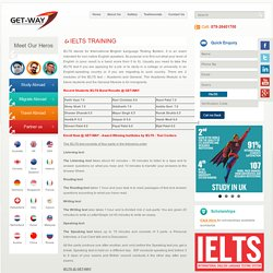 IELTS Coaching Classes Gujarat