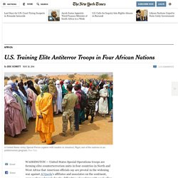 us-trains-african-commandos-to-fight-terrorism