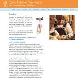 Calvin Hill Daycare