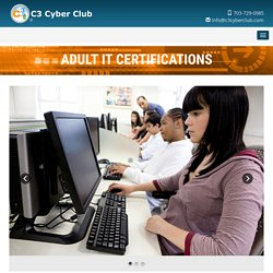 Online youth adult aws course Ashburn