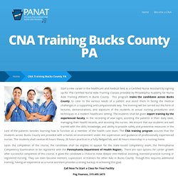 CPR certification Bucks county PA