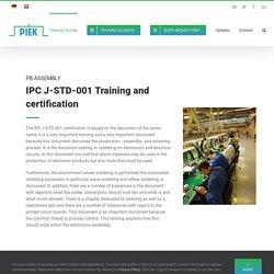 j-std training