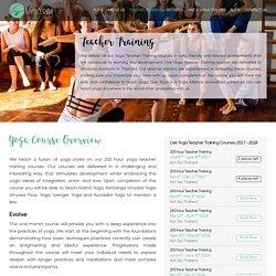 Yoga Teacher Training Thailand, Yoga Certifications