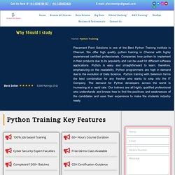 Python Course in Chennai