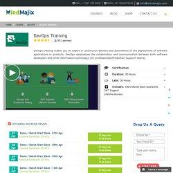 Live DevOps Training Classes by DevOps Experts