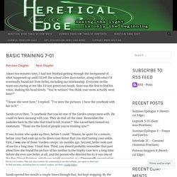 Heretical Edge and Summus Proelium