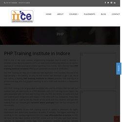 PHP Training Institute in Indore