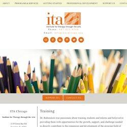 Creative Arts Therapies