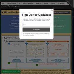 RESTful Programming in ABAP