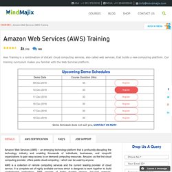 AWS Training by Amazon Web Services Experts - Mindmajix