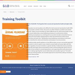 Training Toolkit