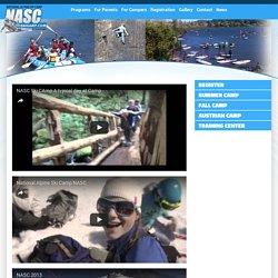 NASC Ski Training best moments captured on camera