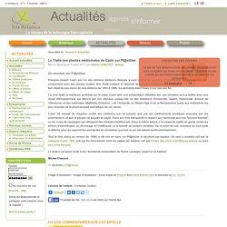 Le Traité des plantes médicinales de Cazin sur Pl@ntUse