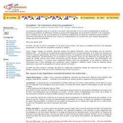 Acouphène : Un traitement contre les acouphènes ? -