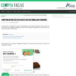 Traitement comptable des achats avec emballages consignés