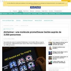 Alzheimer : un traitement expérimental prometteur va être testé sur 3.000 patients