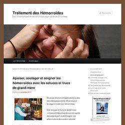 Médecine naturelle Archives - Traitement des HémorroïdesTraitement des Hémorr...