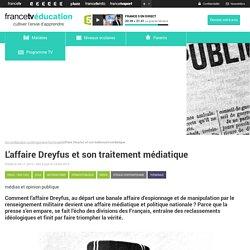 L'affaire Dreyfus et son traitement médiatique