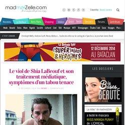 Le viol de Shia LaBeouf et son traitement médiatique