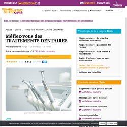 Traitement naturel de la parodontite