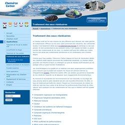 Chemviron Carbon: Traitement des eaux résiduaires