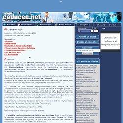 CADUCEE MARS 2002 Le dossier Diabète sucré de CADUCEE
