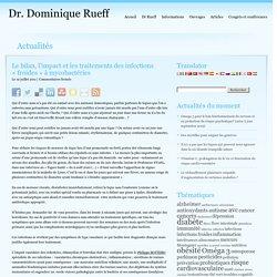 Le bilan, l'impact et les traitements des infections «froides» à mycobactéries