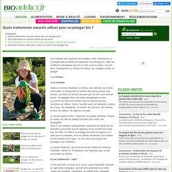 Des traitements au naturel contre les principales maladies des légumes