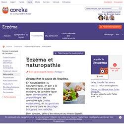 Eczéma et naturopathie : traiter l'eczéma par la naturothérapie