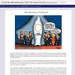 L'Etat de Nécessité [Art.122-7 du Code Pénal]