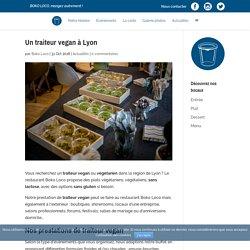 Un traiteur vegan - végétarien dans la région de Lyon