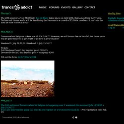 Welcome to a site For Trance Music Fans - MP3s, Music Videos, Fo