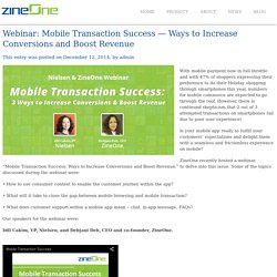 Mobile Transaction Success