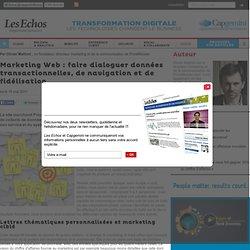 Marketing Web : faire dialoguer données transactionnelles, de navigation et de fidélisation - Géolocalisation